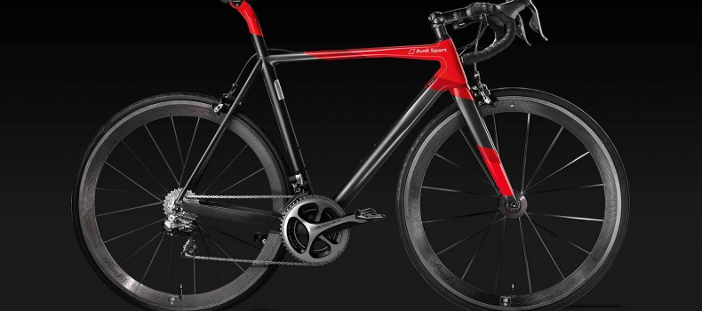 Audi presenta la Sport Racing Bike