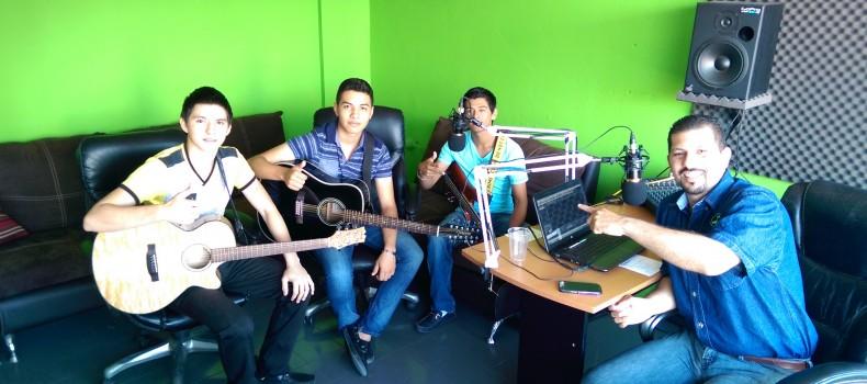 Los Herederos de Guamúchil en La Rosca Radio con Iván Ordorica