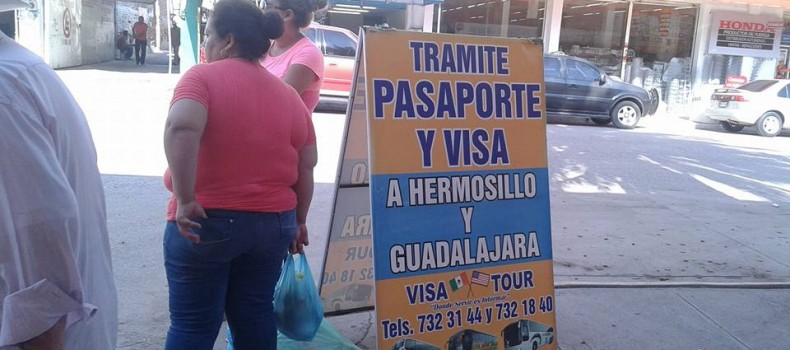 Tramite de pasaporte y visa más fácil y rápido que nunca