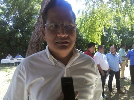 Carlo Mario Ortiz va por la presidencia de Salvador Alvarado