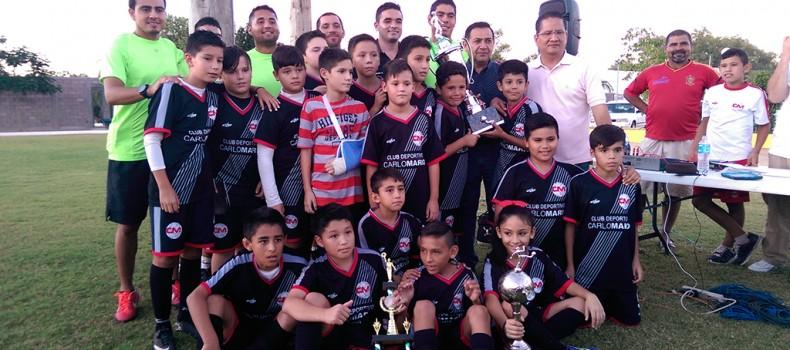 Club Deportivo Carlo Mario-Guamúchil Digital 2004 Campeón!!