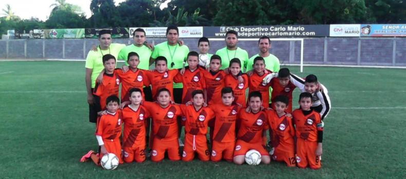 Club Deportivo Carlo Mario a la gran final