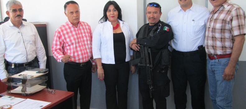 Cárcel regional tienen nueva directora y jefe de seguridad