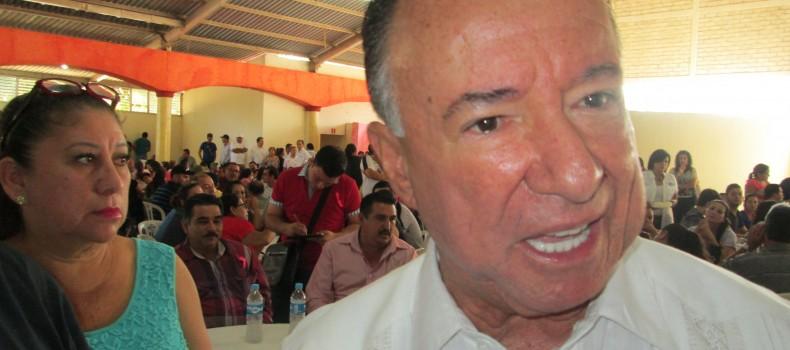 Daniel Amador destaca necesidad de repunte del sector productivo en Sinaloa