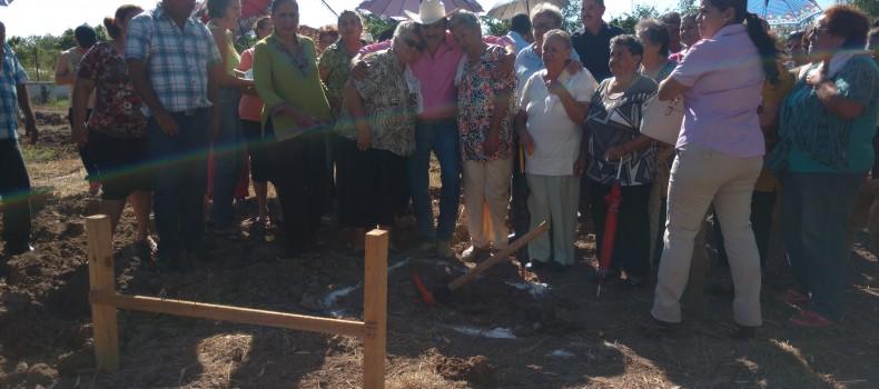 José Ángel Castro Rojo da banderazo a obras por más de 1 MDP en Angostura