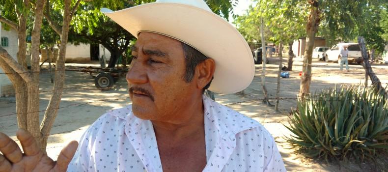 Ismael Ruelas Beltrán nuevo síndico de Costa Azul, Angostura
