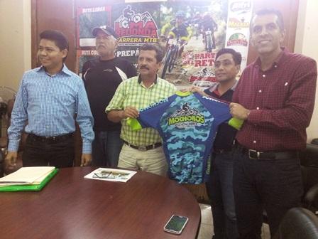 Carrera Loma Redonda espera reunir a más de 300 ciclistas del estado