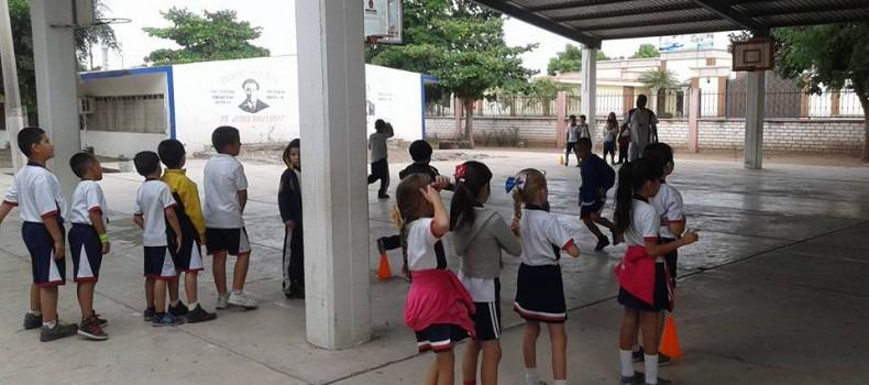 Haya o no alumnos, maestros deben permanecer en aulas el 20 de noviembre: Sandro Navarro Montoya
