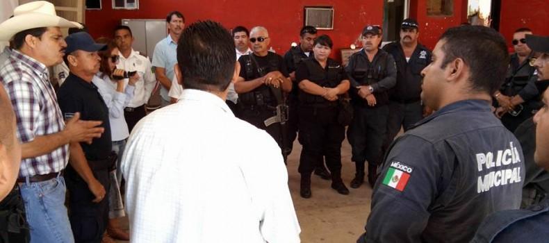 Reprueba Castro Rojo actuar de agentes de la Marina