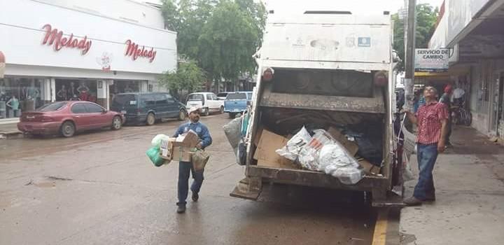Relleno sanitario parado por falta de recursos, ningún municipios del Évora cuenta con la aportación para la obra