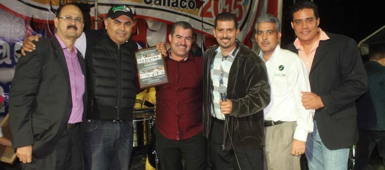 Expoferia CANACO 2015 supera al doble las entradas que el 2014