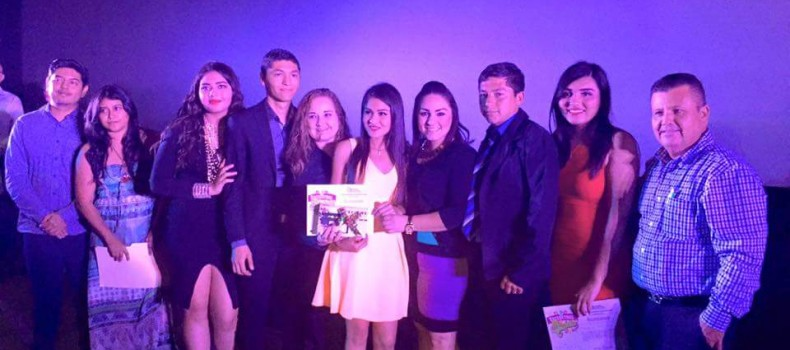 Premia COBAES a los tres mejores cortometrajes del estado