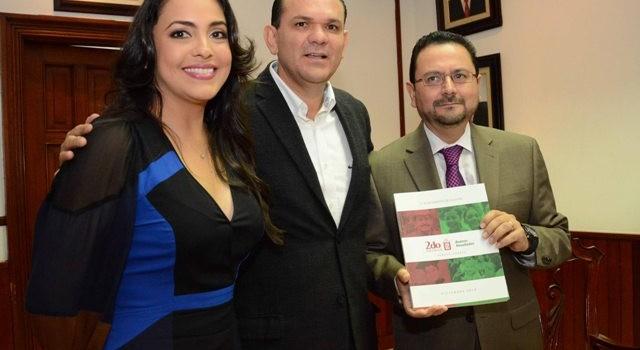 Entrega Sergio Torres su Segundo Informe de Labores al Cabildo de Culiacán