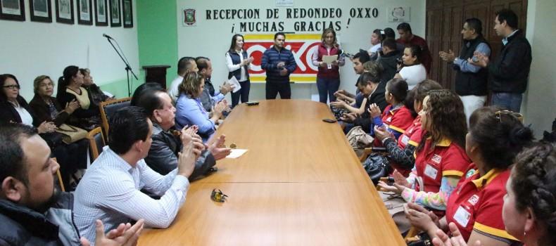 Más de 600 mil pesos recibirá el Club de Entretenimiento Jóvenes de Corazón Doña Caly de Aguilar