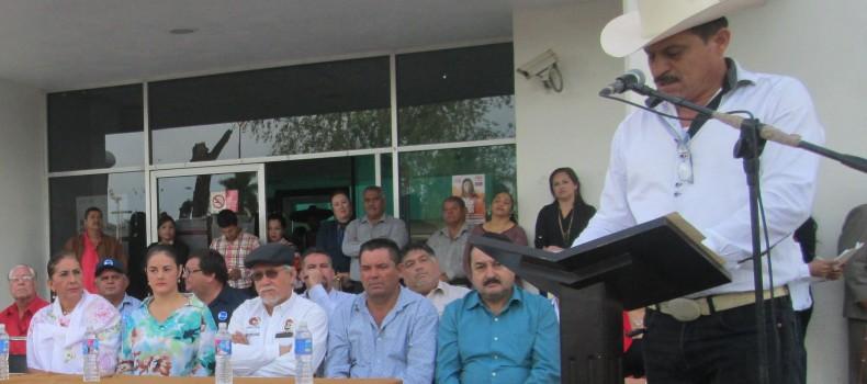 """Listo """"El Pitón"""" para su segundo informe de gobierno"""