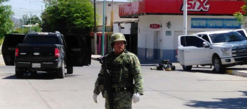 ENFRENTAMIENTO EN MOCORITO DEJA SEIS MUERTOS Y 9 HERIDOS