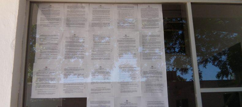 EL 3 DE JUNIO LA ELECCIÓN DEL NUEVO DIRIGENTE DEL PRI EN SALVADOR ALVARADO