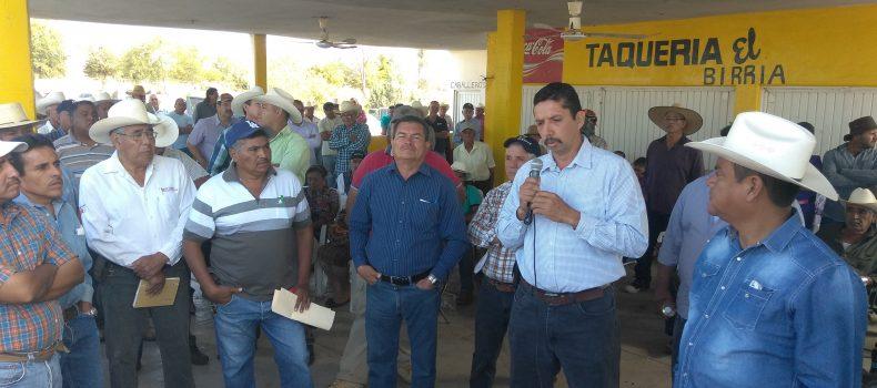 A LOS PINOS DEMANDAS DE PRODUCTORES AGRICOLAS DE SINALOA