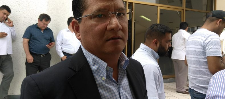 "ASEGURA CARLO MARIO ORTIZ QUE GUAMUCHIL ""ESTA TRANQUILO"""