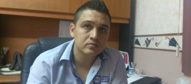 HABRA REFRENDO DE MILITANCIA EN EL PAN DE SALVADOR ALVARADO