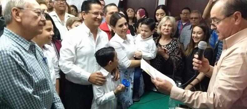 Se registra Carlo Mario Ortiz en el PRI para re-elegirse como alcalde