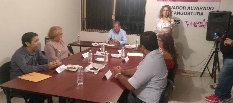DESAIRAN CANDIDATURAS INDEPENDIENTES EN MOCORITO Y SALVADOR ALVARADO
