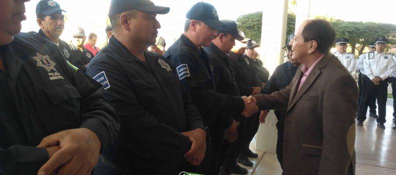 Habrá innovación en seguridad pública: Sánchez Rivera