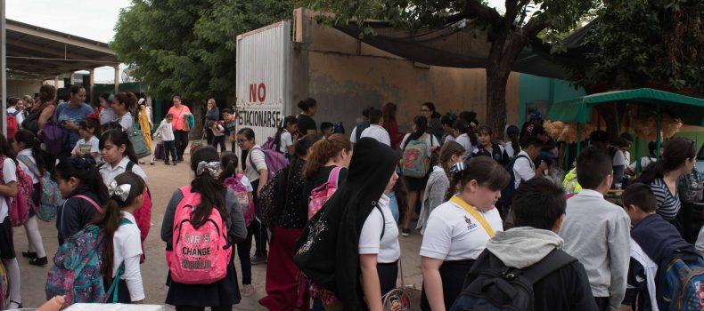 SE SATURAN ESCUELAS POR PREINSCRIPCIONES EN LINEA: HABRÁ CLASES EN CARNAVAL
