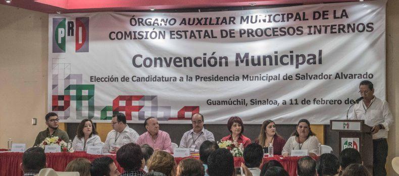 """Es Carlo Mario Ortiz candidato oficial del PRI a la alcaldía de """"Salvador Alvarado"""""""