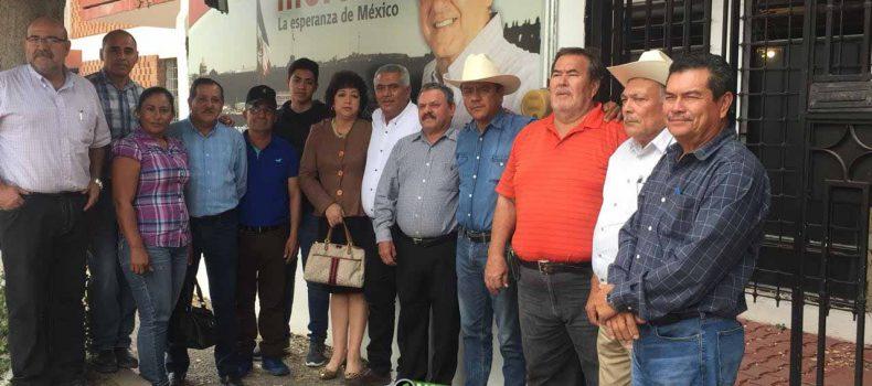 """NO ESTA EN VENTA PRESIDENCIA MUNICIPAL DE ANGOSTURA"": BELTRAN ASTORGA"
