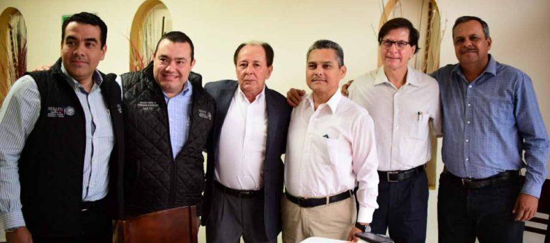 BUSCA ALCALDE SANCHEZ RIVERA AGILIZAR GESTIONES DE OBRAS Y PROGRAMAS