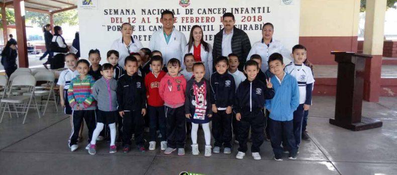 """EN MARCHA LA """"SEMANA DE LA LUCHA CONTRA EL CANCER INFANTIL"""" EN LA REGIÓN"""