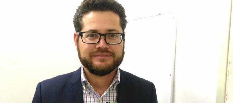 José Nedel Sánchez Valencia, nuevo tesorero de Guamúchil