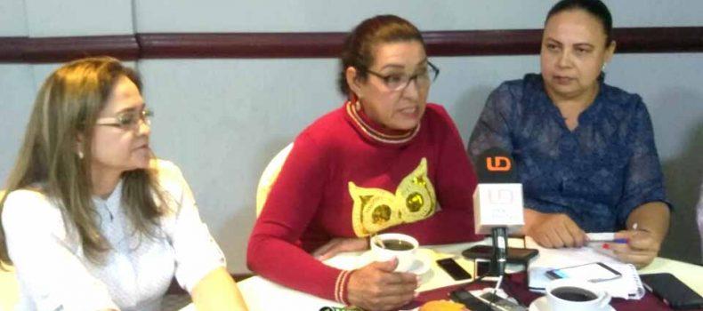 Rechazan mujeres panistas aspirantes a la alcaldía postulación de Hilda Rosario Báez
