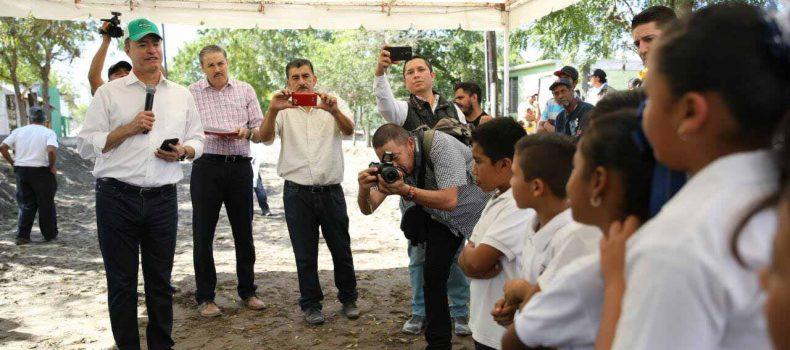 Quirino anuncia 20 mdp para Empleo Temporal en campos pesqueros