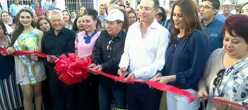 Anuncia Quirino Ordaz nuevo paquete de pavimentación por 70 millones de pesos