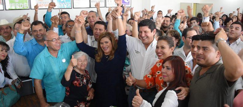 SE REGISTRA MAYRA GISELA PEÑUELAS COMO CANDIDATA A LA DIPUTACIÓN FEDERAL POR EL 03 DISTRITO
