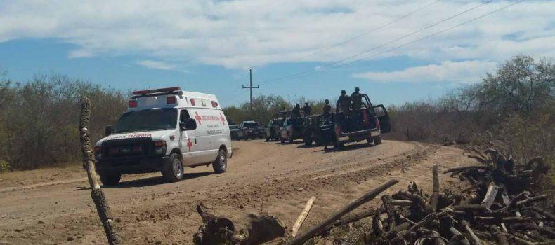 UN MILITAR MUERTO Y CUATRO MAS HERIDOS GRAVES EN VOLCADURA TRAS PERSECUCIÓN