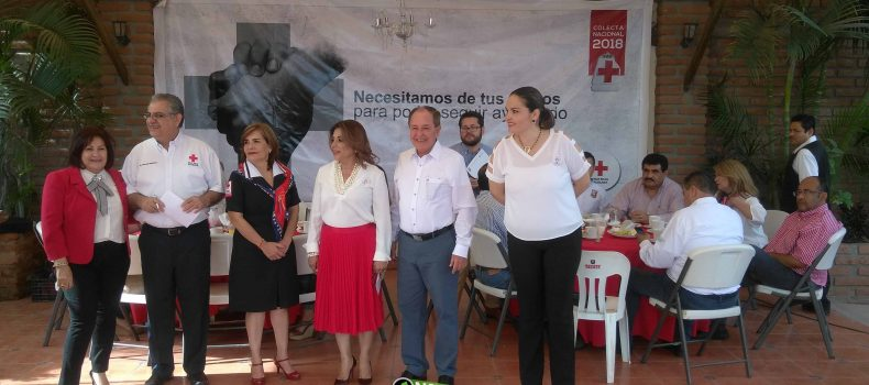 "ACTIVARAN ""LA CAMINATA DEL MILLÓN"" A FAVOR DE LA COLECTA DE CRUZ ROJA DE GUAMÚCHIL"
