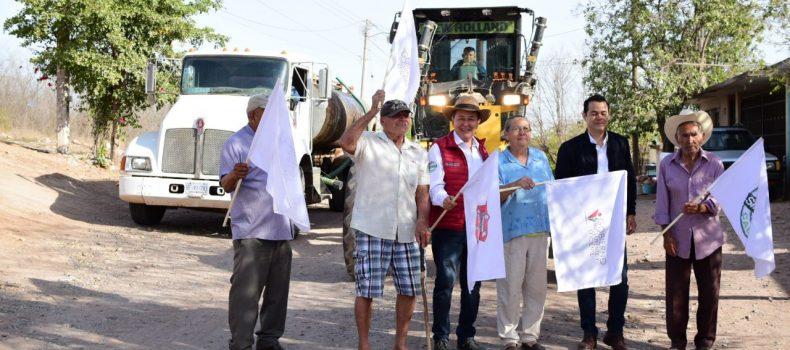 INICIA INTENSIVO RASPADO DE CALLES; 2 MIL TONELADAS DE ASFALTO PARA REENCARPETADO