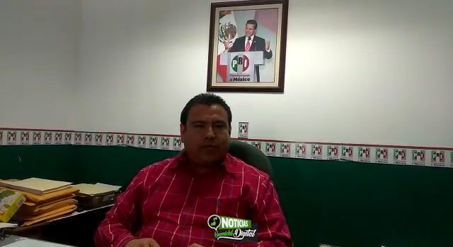 ALCALDE DE MOCORITO PRESUME TRANSPARENCIA PERO OCULTA DECLARACIÓN PATRIMONIAL: PRI