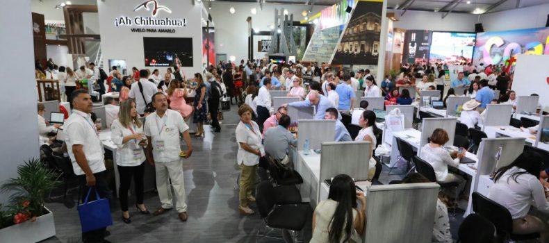 Exposición del Tianguis Turístico, será abierto al público sin costo este miércoles