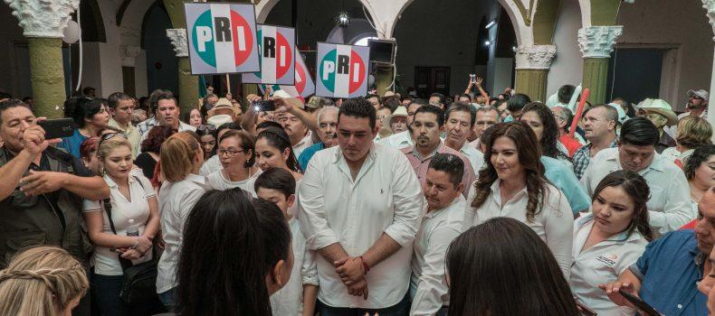 """""""RESCATARE MOCORITO CON EL ORGULLO PRIISTA""""; VOY POR 14 MIL VOTOS: OSCAR CAMACHO"""