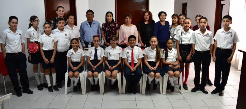 Conformado el Cabildo Infantil 2018 en Salvador Alvarado