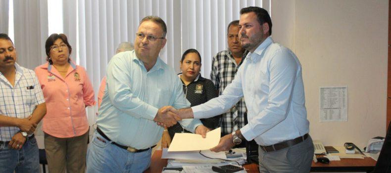 RENUNCIA ALVARO CAMACHO A OBRAS PUBLICAS DE ANGOSTURA: SE VA CON AGLAEE MONTOYA