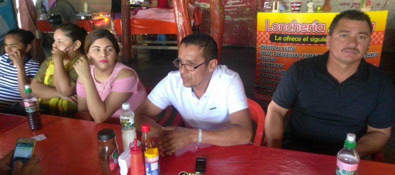 RENUNCIA MASIVA DE OPERADORES POLÍTICOS DEL PAS EN MOCORITO: SE SUMAN A OSCAR CAMACHO