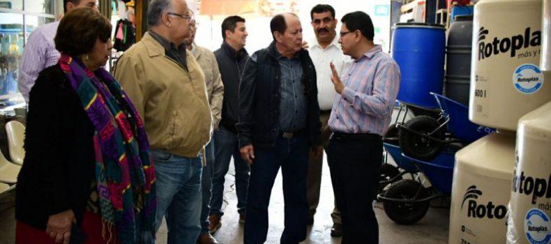 PARALIZADOS PROYECTOS DE REHABILITACIÓN DE MERCADOS MUNICIPALES EN GUAMÚCHIL