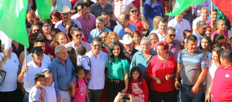 REGISTRA AGLAEE MONTOYA SU CANDIDATURA A LA PRESIDENCIA MUNICIPAL DE ANGOSTURA