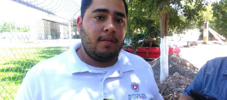 REFORZARA PROTECCIÓN CIVIL DIFUSIÓN DE MEDIDAS PREVENTIVAS EN CASO DE SISMO