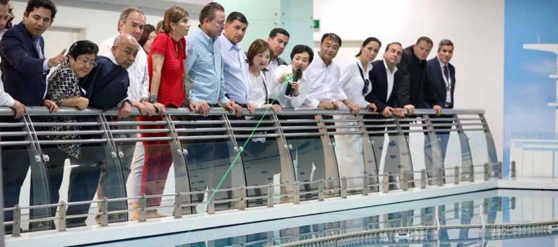 Visita la misión comercial sinaloense el puerto de Shanghai